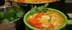 Sopa de Tortilla de Maíz