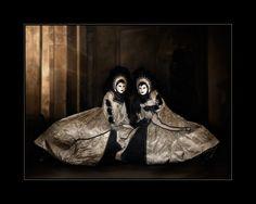Ulrike Walz - Venezianische Messe Ludwigsburg - own Costume, with my good friend