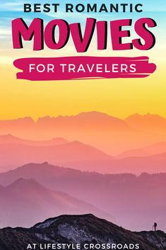 True love stories never go out of style, especially when you add to them a travel spin. Check these top romantic travel movies that will make you live adventures from home. #romantic #travel #movies | Romantic Travel Inspiration | Best travel movies| Time travel romance movies | Adventure Travel Movies | Romantic Top Movies | Couples Travel | Travel From Home Travel Movies, Travel Stuff, Time Travel, Romantic Vacations, Romantic Travel, Amazing Destinations, Travel Destinations, Travel Guides, Travel Tips