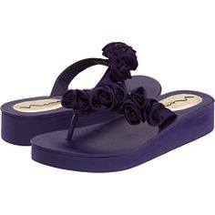 PURPLE Nina Hilaria - LOVE these - and I would most definately get more wear out of them than just the wedding :D