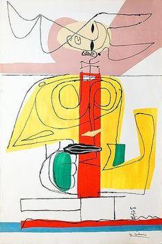 Le Corbusier - taurus-le-corbusier.jpg (365×550)