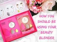 How You Should Be Using Your Beauty Blender - and amazing cleaning hack!