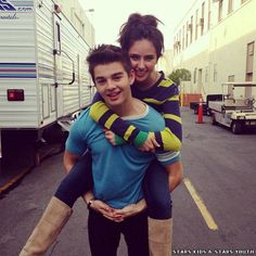 jack griffo and ryan newman | Jack Griffo And Ryan Newman 2013 Jack griffo