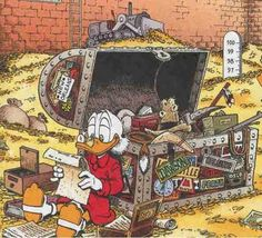 Scrooge by Don Rosa