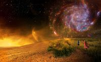 Search for Life on Distant Worlds