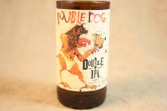 Drinking Glasses from Recycled Double Dog by CountryRichDesigns