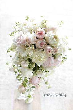 #Wedding #Bouquet Blushing