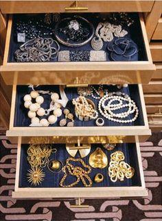 kelly wearstler's jewelry storage - Habitually Chic®: Hillcrest Hideaway