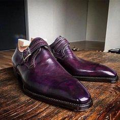 Mens Business Shoes, Branded Shoes For Men, Casual Leather Shoes, Leather Men, Real Leather, Dress With Boots, Dress Shoes, Gentleman Shoes, Monk Strap Shoes