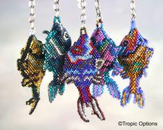 Tropic Options: Fish Keychain - Assorted