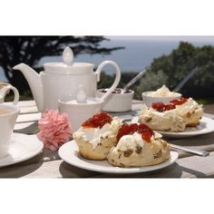 A classic English Afternoon Tea for two at a 5 star hotel, or perhaps Afternoon Tea at a London hotel, combined with a West End show.