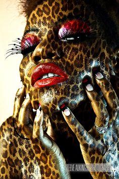 Fengda, pintura para #facepainting y bodypainting + otras herramientas en http://aerografia-fengda.es
