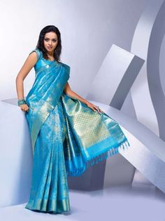 Kancheepuram Wedding Brocades | Saree Collection By Truly India