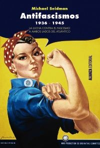 """A finely restored version of J. Howard Miller's iconic Rosie the Riveter poster. Rosie proclaims, """"We Can Do It!"""" Rosie the Riveter came to represent women working the production line on the home front during WWII. World War Two Rosie The Riveter Poster, Rosie Riveter, American Apparel, American Women, American History, American War, American Freedom, American Spirit, American Horror"""