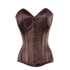 Coffee Satin Overbust | SALE...bought it! Yay!