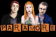 WE ARE PARAMORE! by ~KoRniszonka on deviantART