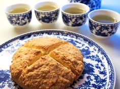 Cornbread, Banana Bread, Biscuits, Baking, Ethnic Recipes, Desserts, Food, Millet Bread, Crack Crackers
