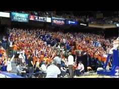 Great Student Section Flash Mob