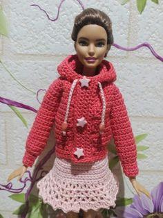 Maschenzucker Anleitung Ist Von Crochetforbarbie Crochetbarbie
