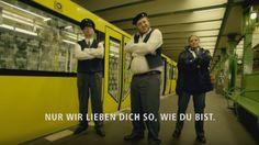 電車でたまねぎ切っても気にしない!?ドイツ・ベルリン交通局のCMがおもしろすぎる