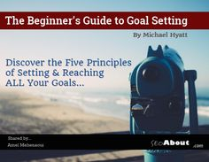 Are You Sick and Tired of not Reaching Your Goals? If you're like a lot of people who cares about goal setting, you've probably wondered how you could set. https://redd.it/3pdneg