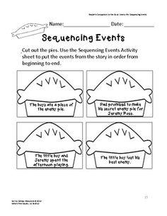 Enemy Pie Friendship Writing Activities Enemy pie Enemies and