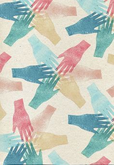 I might try this as a background for my observational hand drawings! Motifs Textiles, Textile Patterns, Color Patterns, Print Patterns, Surface Pattern Design, Pattern Art, Conversational Prints, Fractal, Pattern Illustration
