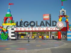Legoland - this will be the kids first overseas trip, a bit of a thank you for putting up with us for so long