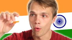 Americans Try Indian Desserts For The First Time (the last one is really yummy)