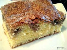 Lemon Breakfast Cake #lemon #easy #justapinchrecipes