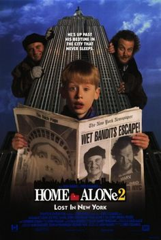 672 Best Home Alone And Home Alone 2 Lost In New York Images On