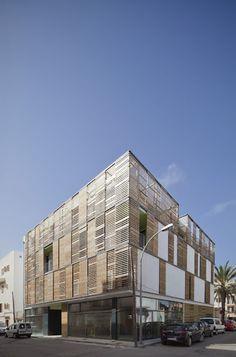 Arquitectos espa oles on pinterest santiago calatrava spain and barcelona - Arquitectos palma de mallorca ...
