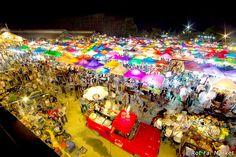 Shopping paradise, Bangkok Night Markets