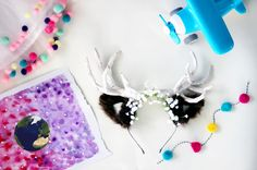 This is a sneak peek of what's to come. Each of these pieces gives my heart its' own giddy kind of joy! Like what you see?! Can you guess what's in store? Stay tuned 😍 … • all kids are gifted • #holidays #celebrate #kids #diy #creative #flatlay #vibrant #colorful #create #skirt #deer #universe #airplane #love #flowercrown #flower #crown #earth #stars