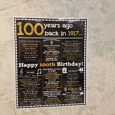 Birthday for Him Australia, Australian Birthday for Her, 1979 Birthday Sign, Back in 1979 Australia Facts, Happy Birthday Happy 40th Birthday, Birthday For Him, Birthday Gifts, Chalkboard Banner, Birthday Chalkboard, Costco, Canadian Facts, Australia Facts, 40th Bday Ideas