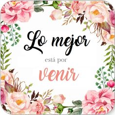 Todo para tu boda entrando a #bodaydecoracion.com More Than Words, Spanish Quotes, God Is Good, Bible Quotes, Gods Love, Positive Quotes, Quotations, Place Card Holders, Inspirational Quotes