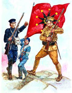 1911 Chinese Xinhai Revolution