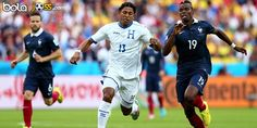 Hasil Pertandingan Prancis vs Honduras 3-0