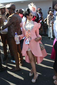 Spotted at the 2014 VodaDurban July   Zazi Know The News
