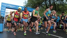 Someday I would love to run the Bupa Great Birmingham Run half marathon. It's held in October each year.