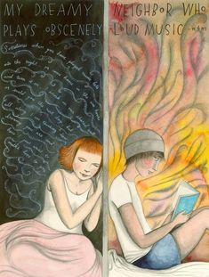 """Sophie Backall illustrates and describes the """"missed connections"""" in our daily lives. If only we weren't all too scared to get to know others around us."""