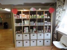 jodilynn & company salon retail area