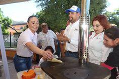 Avanza la estrategia para abatir la subcarencia Combustible para cocinar y para preservar la salud de las y los michoacanos, destaca la titular de la dependencia, Miriam Tinoco – Tuzantla, ...