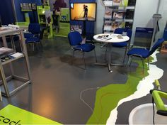 Commercial Flooring Solutions – Affordable and Aesthetically Appealing Resin Floors  Read More... https://3droyalfloors.wordpress.com/2015/09/09/commercial-flooring-solutions-affordable-and-aesthetically-appealing/