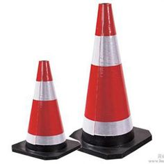 Portable Cone Multipurpose Collapsible Traffic Cone Driving Road Safety WA