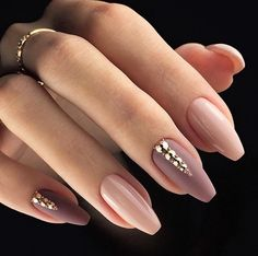 Nails. Would be great in autumn.