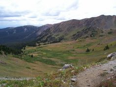 Never Summer Wilderness, Colorado...second best backpacking trip ever
