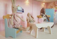 My daughters Maileg house #Maileg #dollhouse #Mailegworld