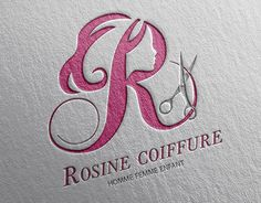 "Check out new work on my @Behance portfolio: ""Logo - Hairdresser - Coiffeur""…"