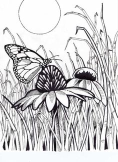 difficult coloring pages for adults bing images by iris flower